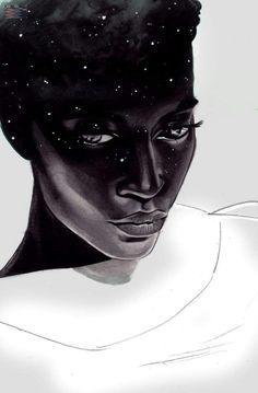 Black girl magic                                                                                                                                                                                 More