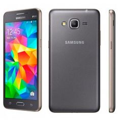 Samsung Galaxy Grand Prime DUOS G531H/DS 8GB Unlocked GSM Quad-Core Android Phone w/ 8MP Camera - Black