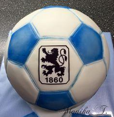 Fußball Tutorial Anleitung  Fußball Anleitung Torte Kuchen