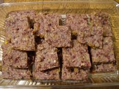 Fruit Pemmican from Food.com: A fruit version with just eggs and flour. I found this and posted it about 2001 or 2002 when I was researching Native American food.