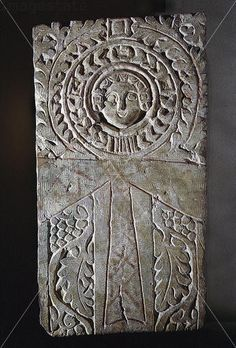 Price an image of Early Coptic Christian stela, Egypt, 4th-7th century. Artist: Werner Forman from Heritage Images