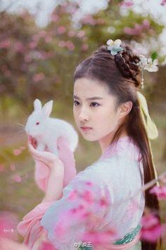 刘亦菲 Crystal Liu Yi Fei