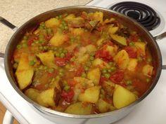 Aloo Mattar forks over knives recipe
