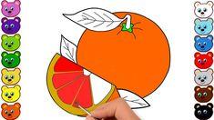 easy draw vegetables step fruits drawing drawings lemon way steps