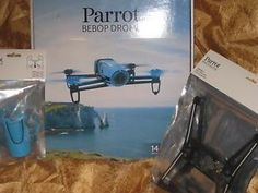 Details about Parrot Bebop Drone With HD Camera Blue ...Visit our site for the latest news on drones with cameras