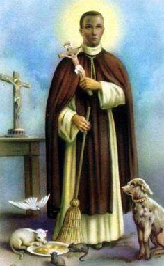 St. Martin de Porres: Friend of All (Even the Mice!)