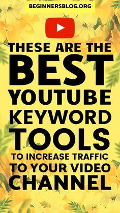 Marketing Software, Marketing Tools, Marketing Strategies, Marketing Ideas, Media Marketing, Affiliate Marketing, Digital Marketing, Youtube Tags, You Youtube