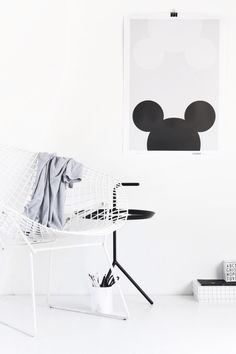 Mouse poster Cooee design Cooee.se Designer Cooee design