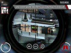 Hitman: Sniper – este vandut la PRET REDUS prin App Store | iDevice.ro