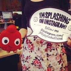 I'm splashing on Instagram @instagram.com/jellysplashofficial