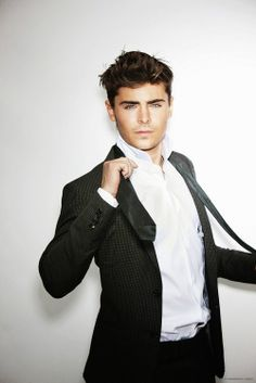 Perhaps Kirby Chapman (Zac Efron) is undressing after the annual Chapman masquerade?