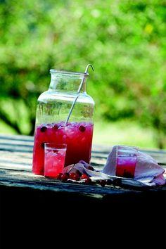 Sour Cherry Lemonade from Martha's American Food