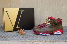 "Air Jordan 6 Retro ""Champagne   Cigar"" Pack (Detailed Pics   Release Info 6dc04165c"