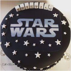 Cake Decorating, Star Wars, Baking, Stars, Bakken, Sterne, Starwars, Backen, Sweets
