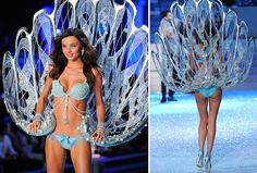 Victoria Secret Aquatic Angel Miranda Kerr -  $2 million bra