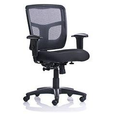 Ergo Value Mesh Medium Back Task Chair | Overstock.com Shopping - The Best Prices on Ergo Ergonomic Chairs