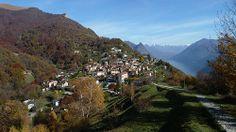 Brè sopra Lugano