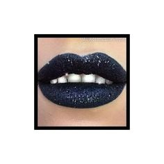 Lemonade Indulgence Glitter Lips ($13) ❤ liked on Polyvore featuring beauty products, makeup and lip makeup