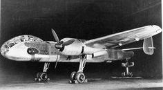 Junkers Ju 288 V1 by milut1971