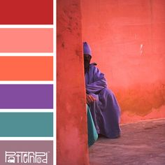 Perse Pink #patternpod #patternpodcolor #color #colorpalettes