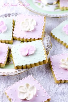 Pretty Biscuits