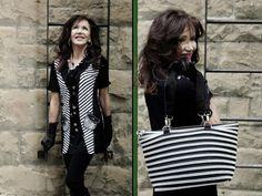 Tunic, purse, earrings, necklace, and bracelets from Twigs. http;//www.twigs.ca Twigs Lookbook