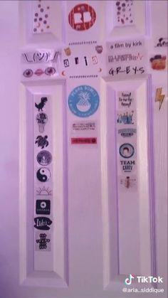 Diy Crafts For Teens, Diy Crafts Hacks, Diy Crafts For Gifts, Diy Home Crafts, Fun Crafts, How To Make Stickers, Diy Stickers, Diy Videos, Craft Videos