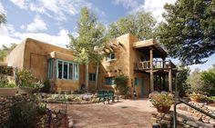 neo pueblo houses - Google Search