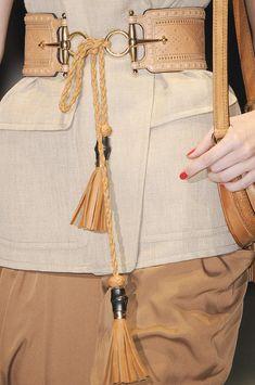Gucci Spring 2011 - Belt Details