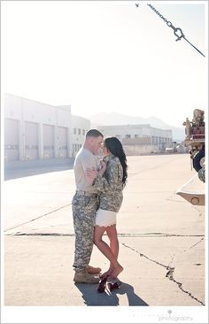 Freddy and Kristin | Military Engagement | Colorado Springs Wedding Photographer » Elizabeth Ann Photography