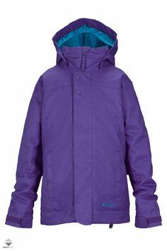 Kurtka Snowboardowa Dziecięca Burton Elodie Snowboard Jacket