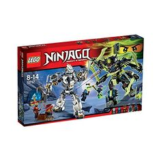 Lego 70737 - Ninjago Titanroboter gegen Mech-enstein: Amazon.de: Spielzeug