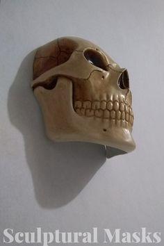 Skull Mask, Carnival Masks, Cosplay Ideas, Sculpture, Detail, Amazing, Art, Art Background, Mardi Gras Masks