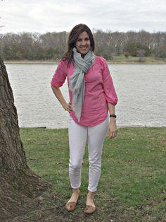 white skinny jeans,