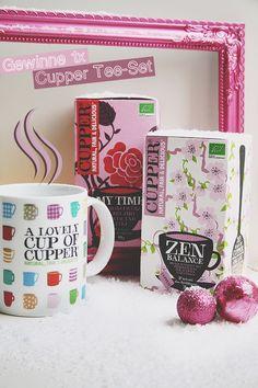 Tür Nr. 8 füllt Johanna von The Happy Vegan mit einem tollen Cupper-Teeset. Bis 15.12. könnt ihr das bei ihr gewinnen!