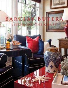 Barclay Butera and his beachy decor