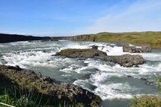 Photo of Urridafoss Waterfall