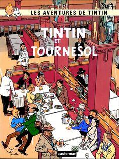 Tintin et Tournesol