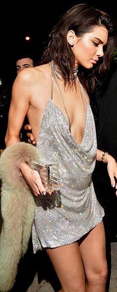 Kendall Jenner 21st birthday party in LaBourjoisie