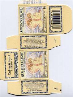 Miniature Printables - Soap Box (V)