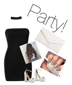 Party by esthercerra on Polyvore featuring polyvore, fashion, style, Boohoo, Vera Bradley and clothing