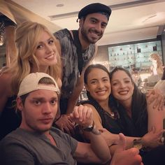 Image may contain: one or more people, hat and indoor Malec Shadowhunters, Clace, Mortal Instruments Funny, Shadowhunters The Mortal Instruments, Clary And Jace, Clary Fray, Divergent Funny, Cassie Clare, Dominic Sherwood