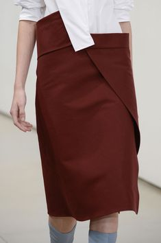 Jil Sander at Milan Fashion Week Spring 2015 - StyleBistro