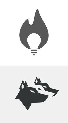4 Web Design Tips that your Web Designer Won't Know About - Logos Graphisches Design, Web Design Tips, Icon Design, Blog Logo, Negative Space Logos, Guerilla Marketing, Typography Logo, 3 Logo, Branding Design
