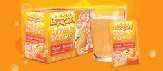 Free Sample of Emergen-C Vitamin Supplement Mix
