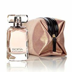 Sofía by Sofia Vergara Eau de Parfum with Cosmetic Bag at HSN.com