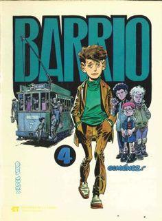 Comics El Coleccionistas - COLPAPEL VIVO Nº 04 : BARRIO (2