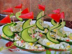Ship / boat food Art