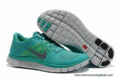 60613950a2bd3 New Mens 510642-300 Nike Free Run 3 New Green Reflect Silver Sail Volt Nike