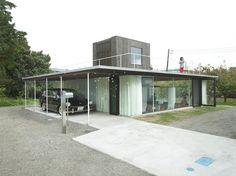 House in Odawara (Japan) by Sadao Hotta - NAI Publishers/ Photo by Sadao Hotta
